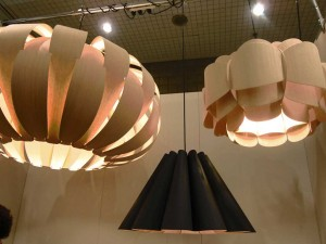 Weplight's Autentica lamps.  Real wood lighting up people's lives in a stylish way.