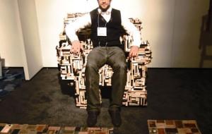 DE at the ICFF (International Contemporary Furniture Fair)
