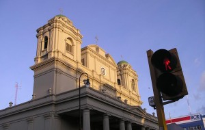 Cathedral downtown