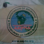 Association of Ayurvedic Professionals of North America logo