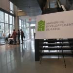 La maison du développement durable