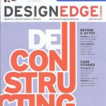 Design Edge Magazine: DE & Calgary Spark cover