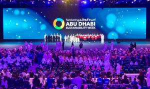 DE at Abu Dhabi Sustainability Week